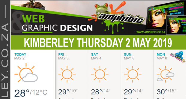 Today in Kimberley South Africa - Weather News Events 2019/05/02