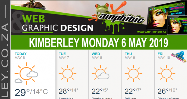 Today in Kimberley South Africa - Weather News Events 2019/05/06