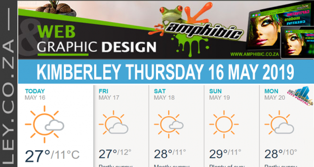 Today in Kimberley South Africa - Weather News Events 2019/05/16