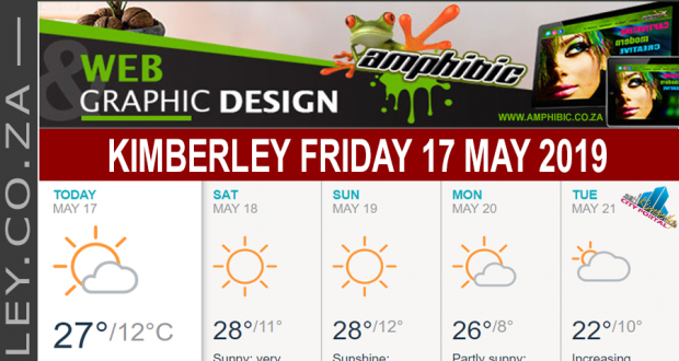 Today in Kimberley South Africa - Weather News Events 2019/05/17