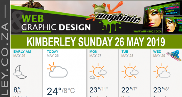 Today in Kimberley South Africa - Weather News Events 2019/05/26