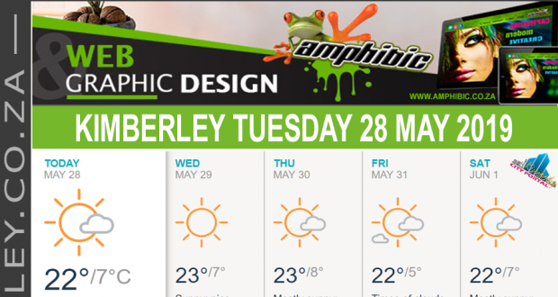 Today in Kimberley South Africa - Weather News Events 2019/05/28
