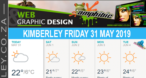Today in Kimberley South Africa - Weather News Events 2019/05/31
