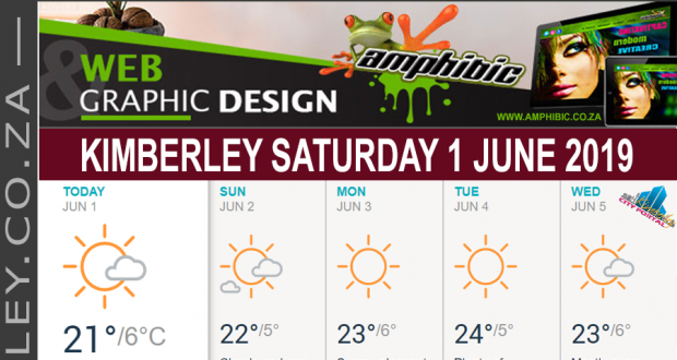 Today in Kimberley South Africa - Weather News Events 2019/06/01