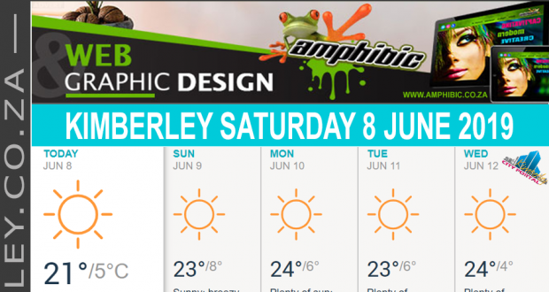 Today in Kimberley South Africa - Weather News Events 2019/06/08