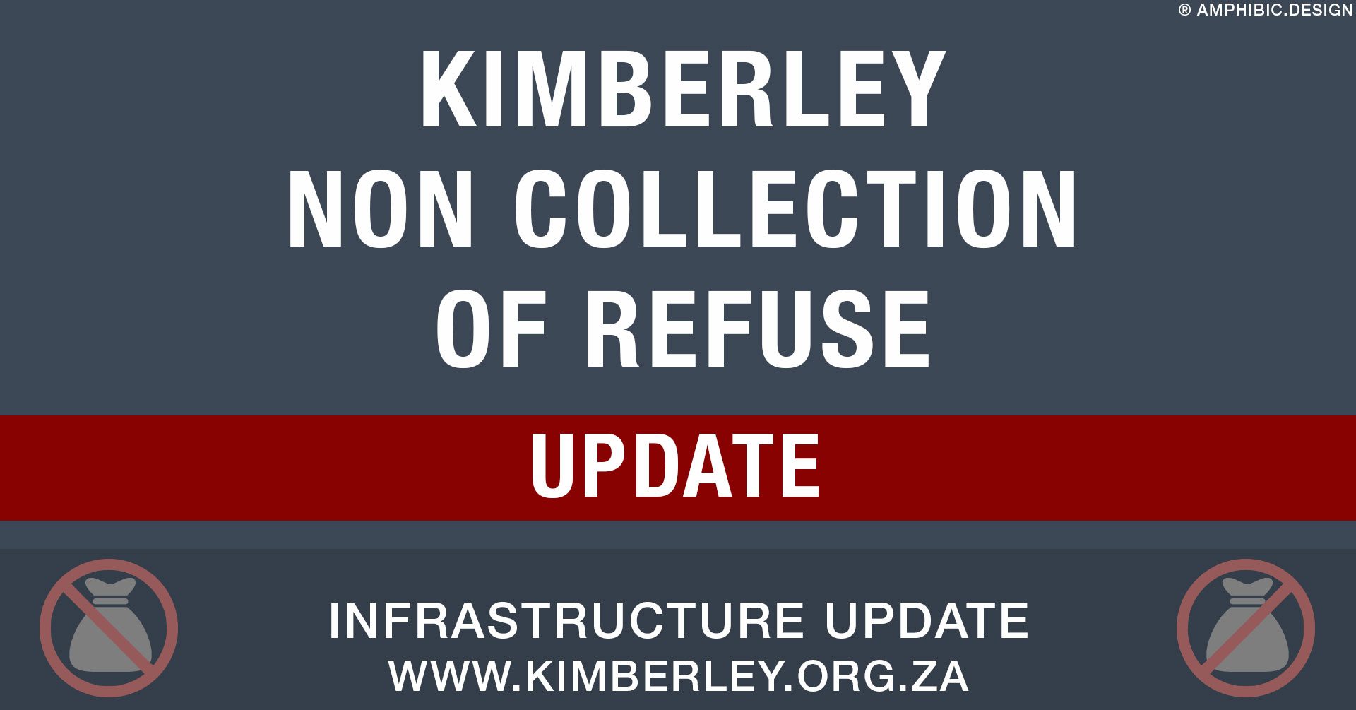 Kimberley-Sol_Plaatje_Municipality-Non_collection_of_refuse-20191030-UPDATE