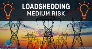Loadshedding Medium Risk