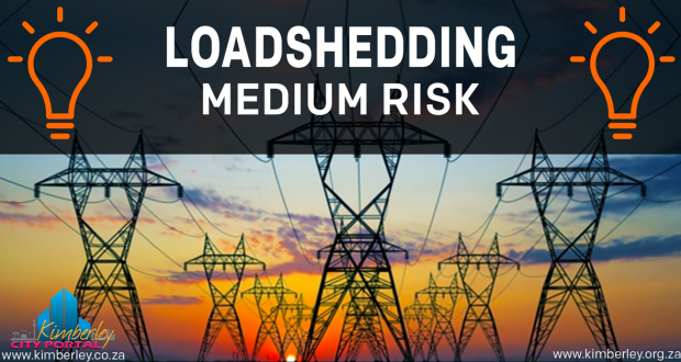 Loadshedding Medium Risk