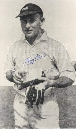 Tony Harris Griqualand West Cricketer