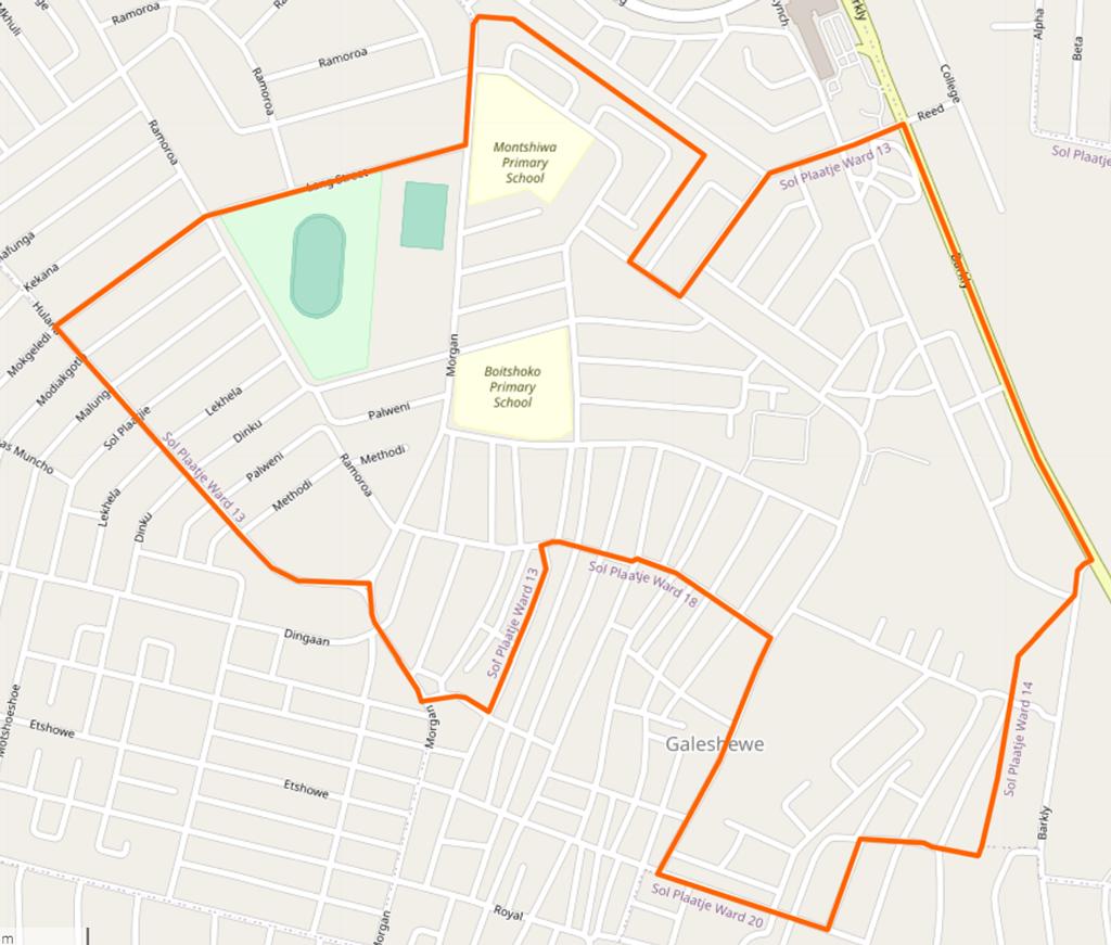 Sol_Plaatje_Ward_13_Map