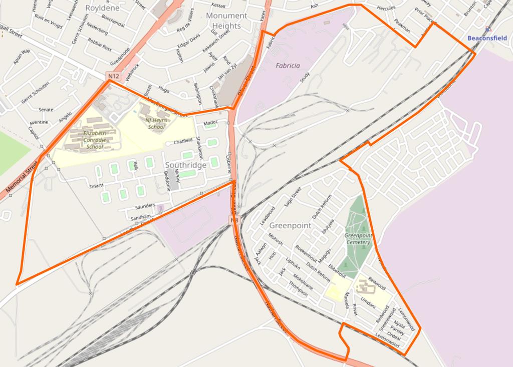 Sol_Plaatje_Ward_22_Map
