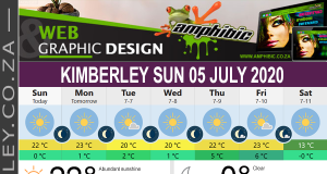 Today in Kimberley South Africa - Weather News Events 2020/06/17Today in Kimberley South Africa - Weather News Events 2020/07/05